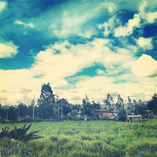 sky peru field square perú cielo squareformat campo walden cajamarca iphoneography instagramapp uploaded:by=instagram