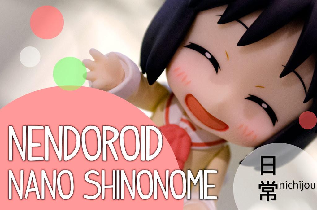 Nendoroid Nano Shinonome