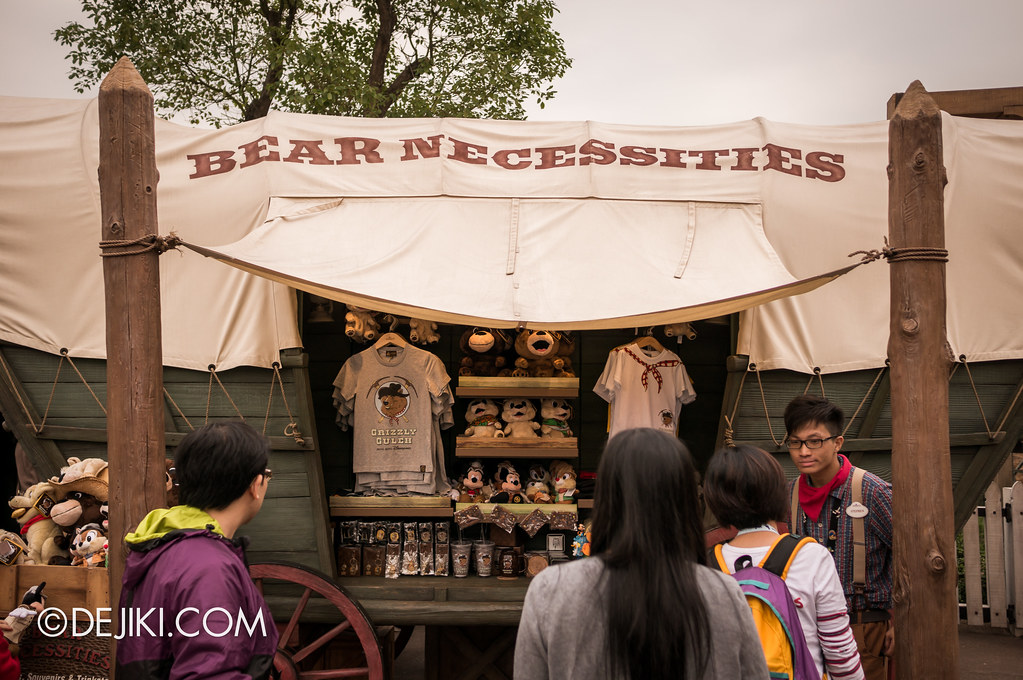 Bear Necessities (shop)