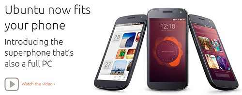Ubuntu mobilusis telefonas, kompiuteris