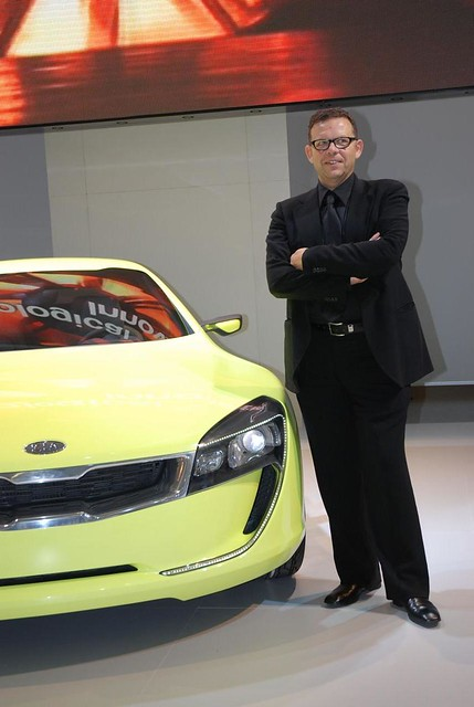 Kia Sports Coupe Concept Peter Schreyer