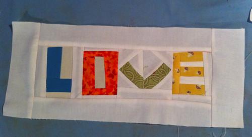 LOVE block