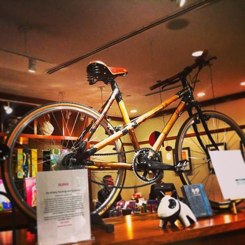 Threepenny bike