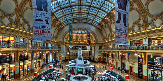 0331 - Belgium, Antwerp, Stadsfeestzaal HDR