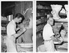 Old Twyfords Factory shots - Black and Whites