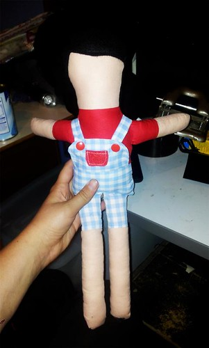 Rachel doll