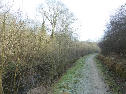 Harthill and the Chesterfield Canal ~ January 2011