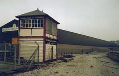 Buxton Midland Signal Box 1992