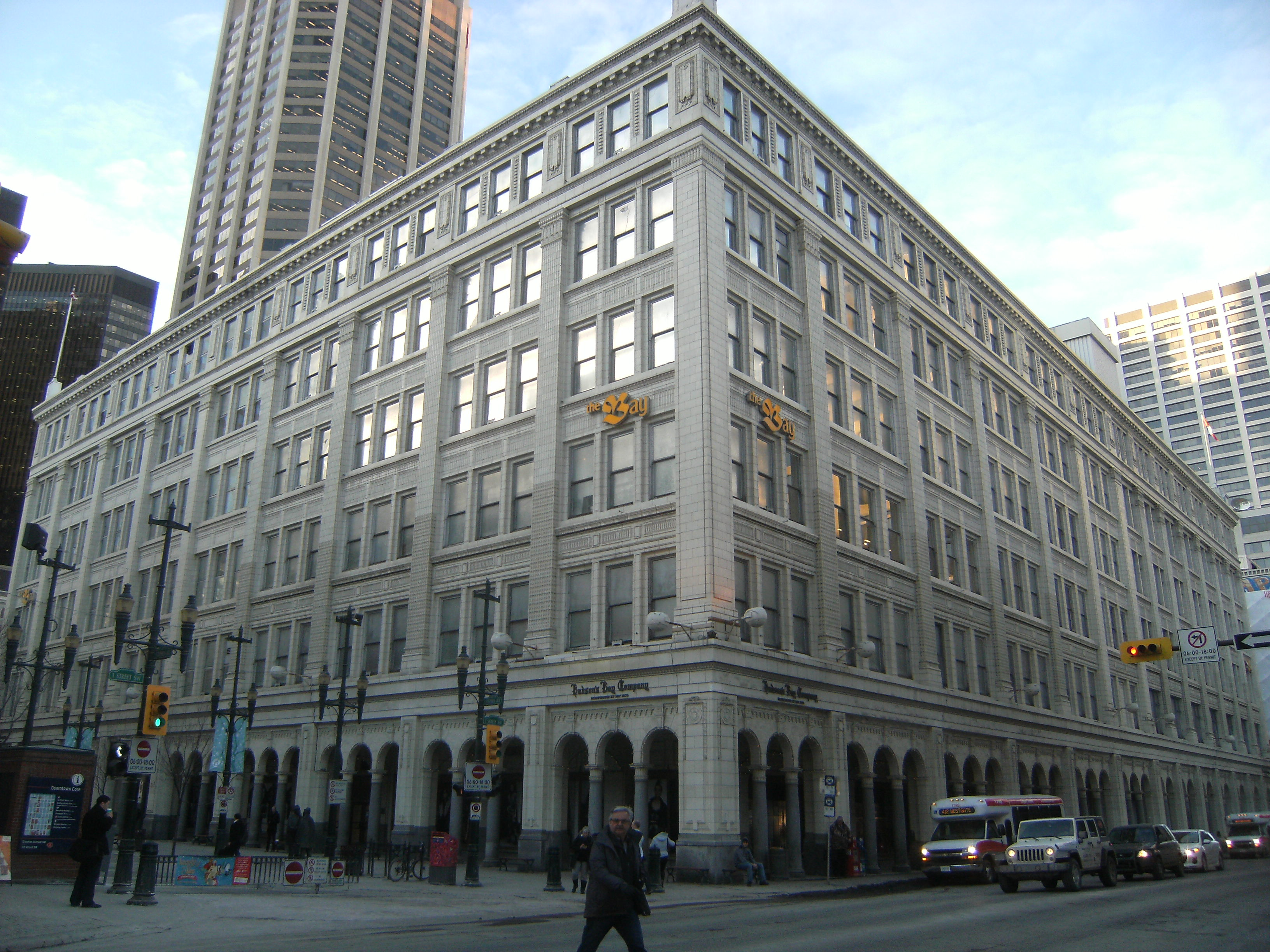 We went to Hudson's Bay looking for the original wool covers. However, the selection is very limited, and the prices are outrageous. It's definitely not what was originally advertised online. The store was empty. On the plus side, employees were very helpful in answering any questions that we had.3/5().