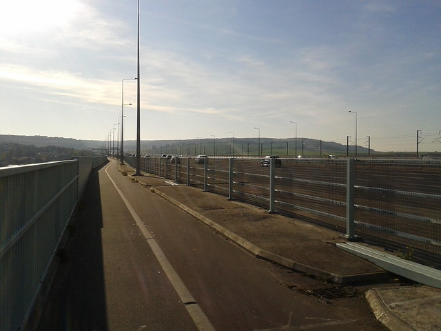 Crossing the Medway