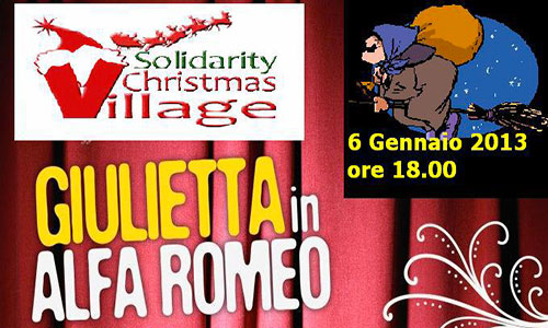 Teatro in vernacolo e arrivo dei Re Magi in compagnia della Befana a Reggio Calabria
