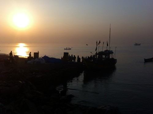 Madh Fort Jetty