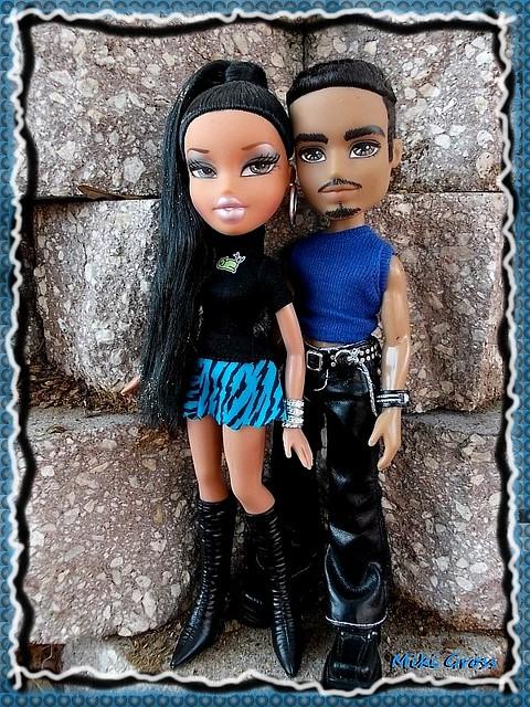 BRATZ_Jade & Diego