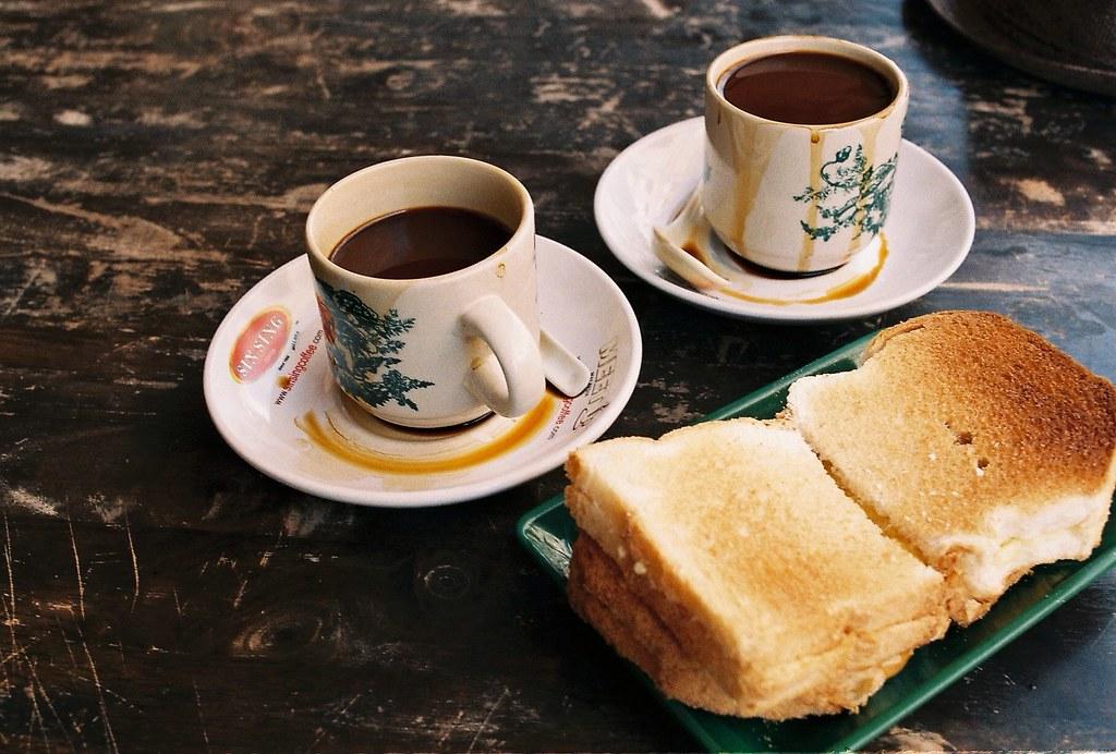和你一起吃早餐。