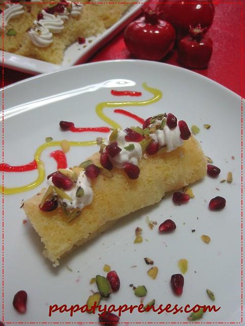 damla sakızlı rulo pasta (2)