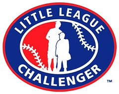 Little League Challengerl Logo NEW