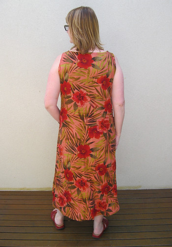 Tessuti Lily dress - sleeveless version