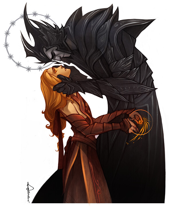 Melkor and Mairon