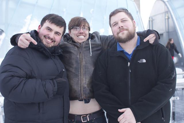 Josh, Brodie & Thomas