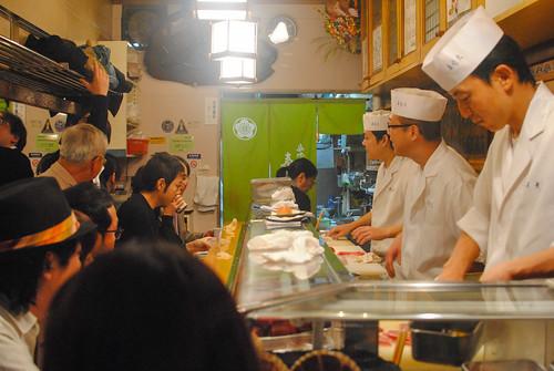 8388103507 d37930a340 Sushi Dai (Tokyo, Japan)