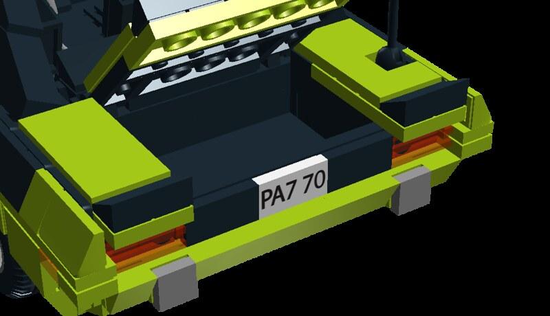Plymouth AAR Cuda 9