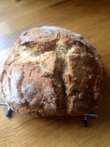 Guinness soda bread
