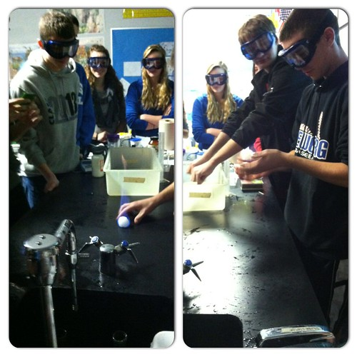 #edugood 1/18 18/365 Collaboration in AP Chem