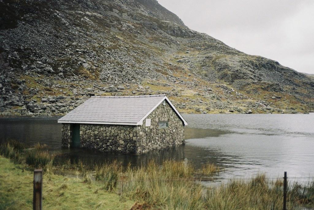 Snowdonia, December 2012.