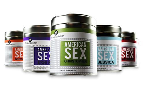 American Sex Tins