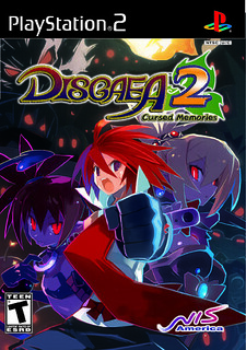 Disgaea 2: Cursed Memories PS2 Classic
