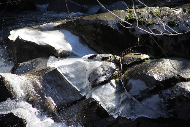 Rock Creek, Jan. 19, 2013