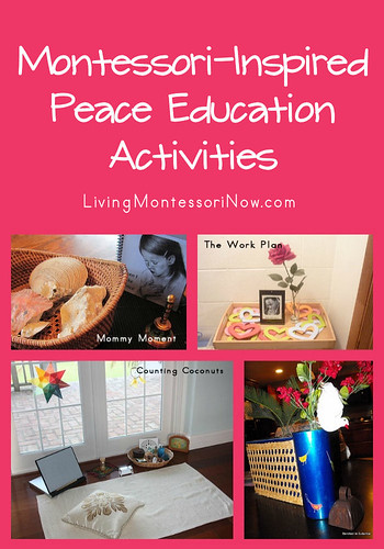 Educating for Peace: the Essence of Montessori""