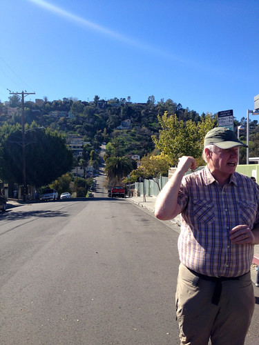 Bob talks about how Eldred is steeper than any SF street!