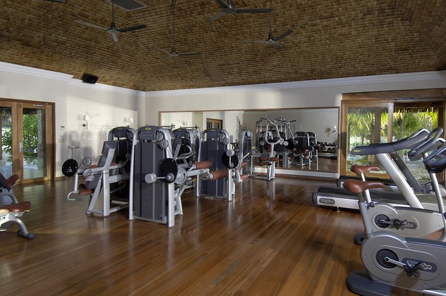 The St. Regis Bora Bora Resort—Bora Bora Fitness Center