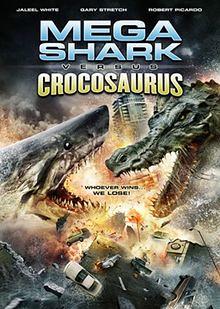 Mega Shark Vs Crocasaurus