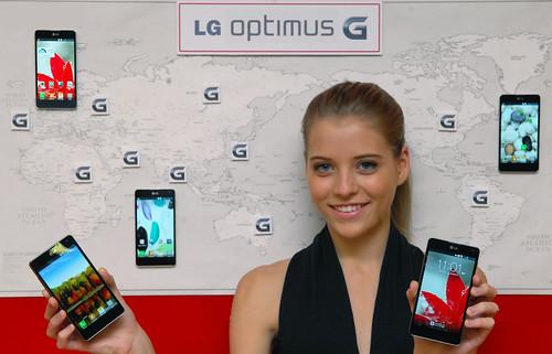 LG 옵티머스 G