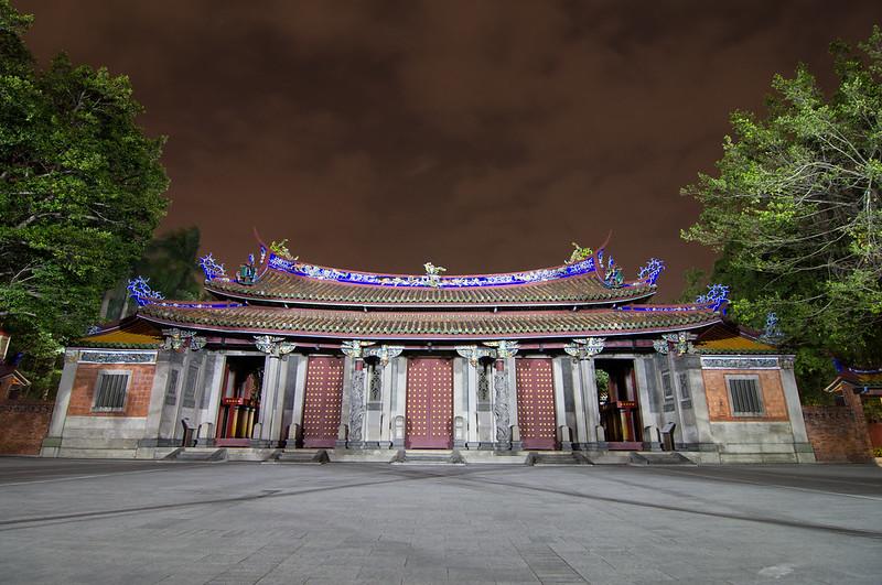 大龍峒保安宮~孔夫子到底要住哪裡?