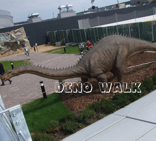 Custom Design Animatronic Dinosaur