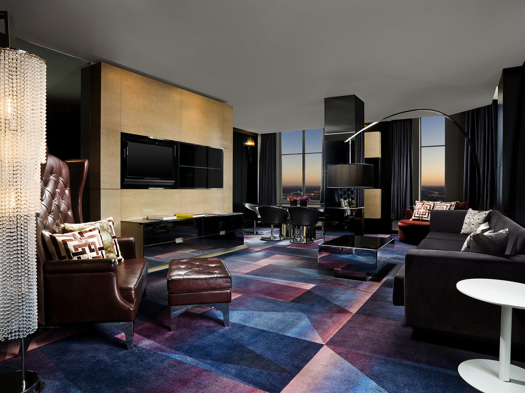 Amazing ... W Minneapolis   The Foshayu2014Extreme WOW Suite   Living Room | By W  Worldwide