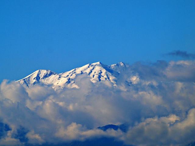 Bey Daglari Peak