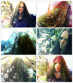Webcam snaps with effects