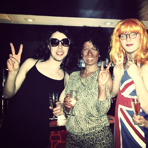 The Spice Girls came from Kingston