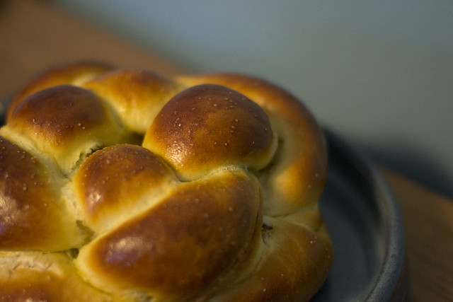 The Challah Blog: Fig, Olive Oil, and Sea Salt Challah from Smitten ...