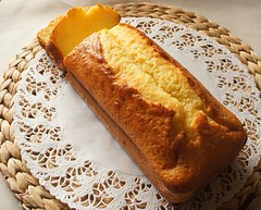 Plumcake with yogurt