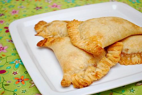 Flaky Apple Hand Pies