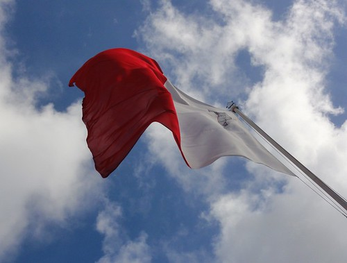 The Flag of Malta