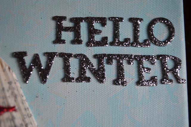 Hello Winter_closeup 3