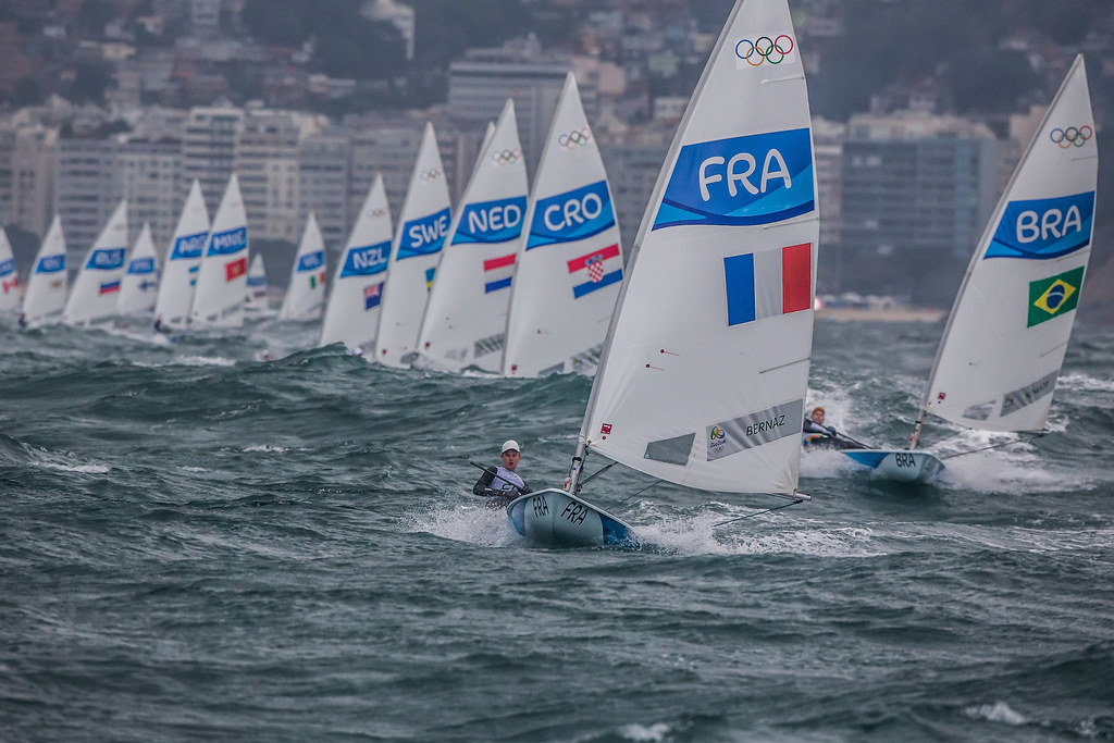 Jean-Baptiste Bernaz Rio 2016_Copyright Sailing Energy - World Sailing (4)