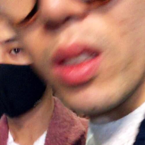 Big Bang - Incheon Airport - 22mar2015 - G-Dragon - a081813 - 04