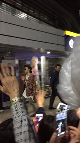 Backstage and send-off BIGBANG Day 2 2015-04-26 Seoul 017
